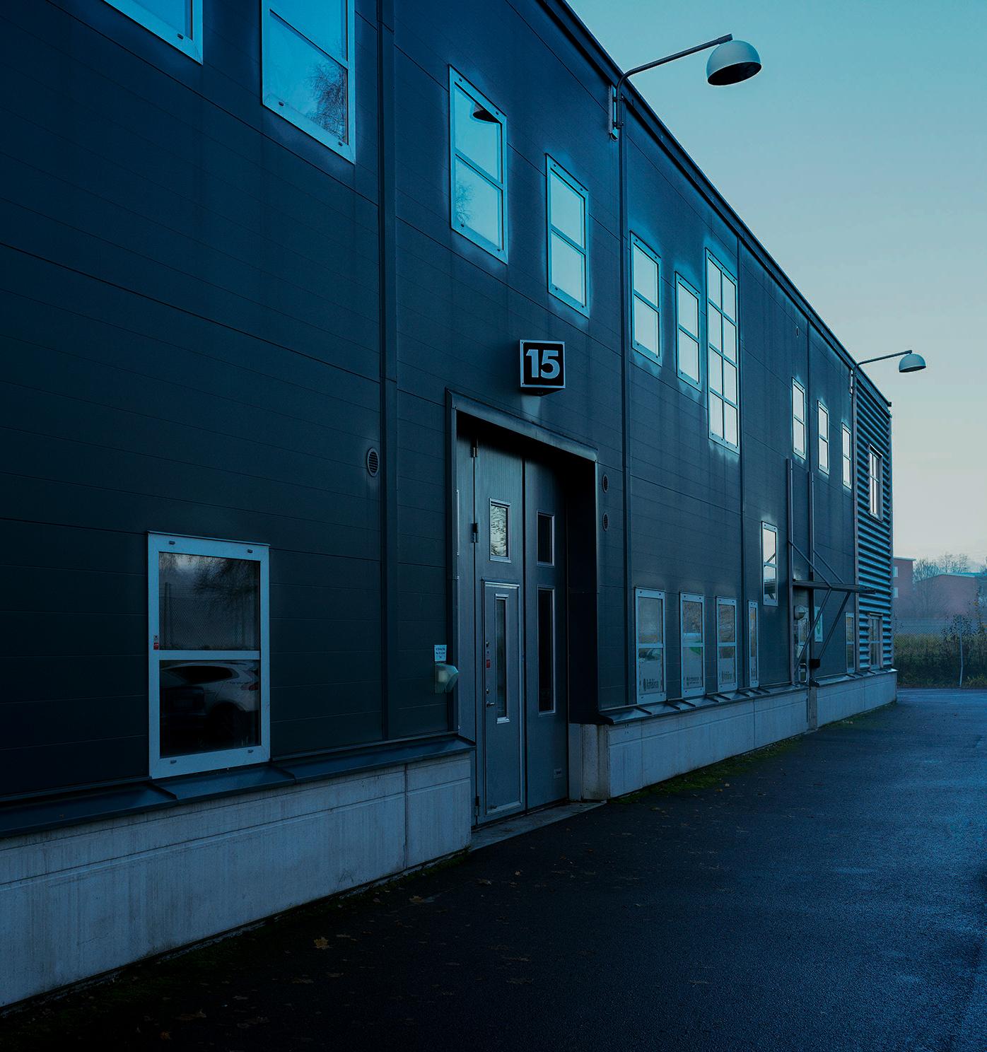 Mondo arkitekter Kroken fasad