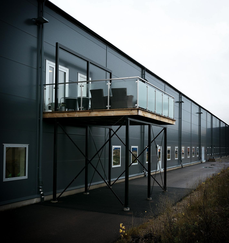 Mondo arkitekter krämfabriken
